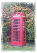 Image for Red Telephone Box - Lenton, Lincolnshire.