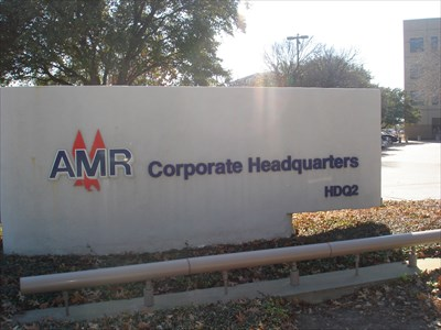 Amr American Airlines Dfw Texas Publicly Held