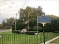 Image for First MIA Flag and Flag Pole - Harriman, New York