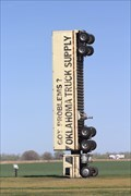 "Image for I-35 Exit 211 - ""It's a Thursday Thing"" - Tonkawa, Oklahoma USA"