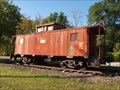 Image for N&W/W&LE caboose #557731 - Lodi, Ohio