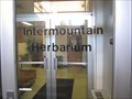 Image for Intermountain Herbarium  - Logan, Utah