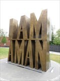 Image for I Am A Man Plaza - Memphis, Tennessee, USA.