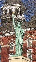 Image for Statue of Liberty Replica - Troy, KS