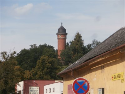 Water Tower - Letovice