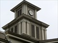 Image for Town Hall Clock - Burnsville, NC
