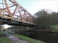 Image for Abandoned Railway Bridge Over Leeds Liverpool Canal - Esholt, UK