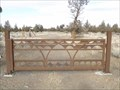 Image for Badlands Rock Trailhead Gate - Oregon
