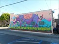 Image for Crest Cafe's commemorative outdoor mural is now complete - San Diego, CA