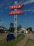Image for Rock Cafe - Satellite Oddity - Stroud, Oklahoma, USA.