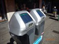Image for Solar Powered Parking Meter 16-11-29 - Davie Street - Vancouver, British Columbia