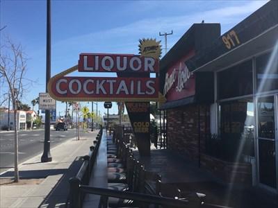 Atomic Liquors, Pane 1, Las Vegas, Nevada