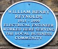 Image for William Henry Reynolds - Redchurch Street, London, UK