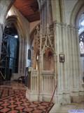 Image for St Nicholas Church Pulpit - London Road, Arundel, UK