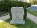 Image for Tornado Memorial- Mena, AR