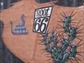 Image for Root 66 Mural - Sayre, Oklahoma, USA.