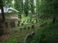 Image for židovský hrbitov / the Jewish cemetery, Humpolec, Czech republic