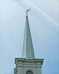 Image for Church Spire - Elm Street Congregational Church - Bucksport, ME