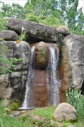 Image for Memphis Zoo Split Waterfall