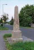 Image for Preußische Ganzmeilensäule — Magdeburg, Germany