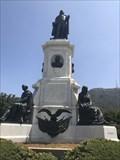 Image for George Washington and 886 Washingtonia  - Los Angeles, CA