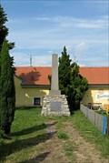Image for Pomník vojákum Rudé armády, Pavlov, Czech republic