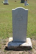 Image for FIRST Burial in Montague Catholic Cemetery - Montague, TX