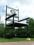 Image for World's Largest Rocking Chair - Route 66 - Fanning, Missouri, USA