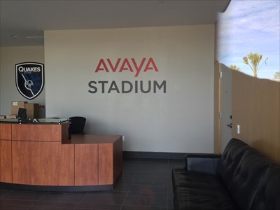 Visitor Reception Area, San Jose, California