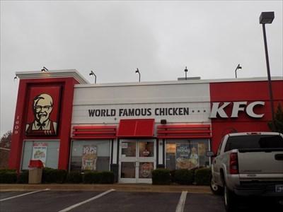 Kfc 1609 E 2nd St Edmond Ok Kentucky Fried Chickenkfc