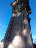 Image for statue Jacques Bujault - 1889 - Melle, Nouvelle Aquitaine,France