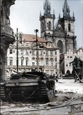 Image for Old Town Square (May 1945) - Praha, Czech republic