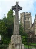 Image for Gorseinon & District - War Memorial - Gorseinon, Swansea, Wales.