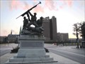 Image for The Soldier's Monument - Milwaukee, Wisconsin