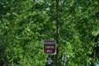 Washington Township Penninsula Park - Camping Sign