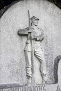 Image for 1st Ohio Infantry Monument - Chickamauga National Battlefield.