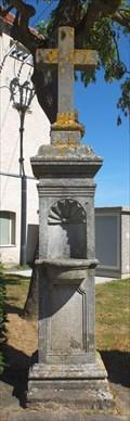 Image for Cross near the Trafotower, Hilberath, Nordrhein-Westfalen /Germany