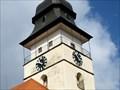 Image for Hodiny na kostele - Pocátky, okres Pelhrimov, CZ