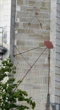 Image for 2 cadrans solaires, Hôtel Dieu, Troyes, France