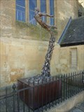 Image for Statue, Broadway, Worcestershire, England