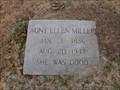 Image for 107 - Ellen Wilson - Sanger Cemetery - Sanger, TX