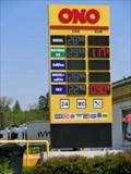 Image for E85 Fuel Pump Tank Ono - Martinovice, Czech Republic