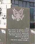Image for Ronald Reagan - Korean-Vietnam Memorial - Princeton, IN