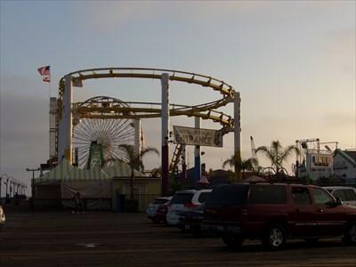 veritas vita visited West Coaster - Pacific Park