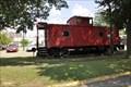 Image for cupola caboose,  Alliance, Ohio