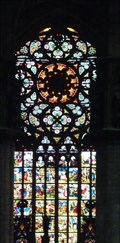 Image for Duomo di Milano Stained Glass Window - Milan, Italy