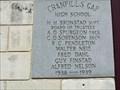 Image for 1938-1939 - High School - Cranfills Gap, TX