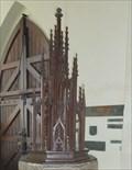 Image for Font Canopy - St Andrew - Felmingham, Norfolk