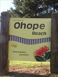 Image for Welcome to Ohope Beach. Bay of Plenty. New Zealand.