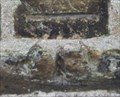 Image for Cut Bench Mark - Shadwell Pierhead, London, UK